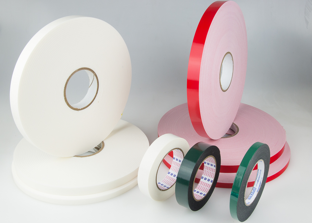Double Sided Foam Mounting Tape