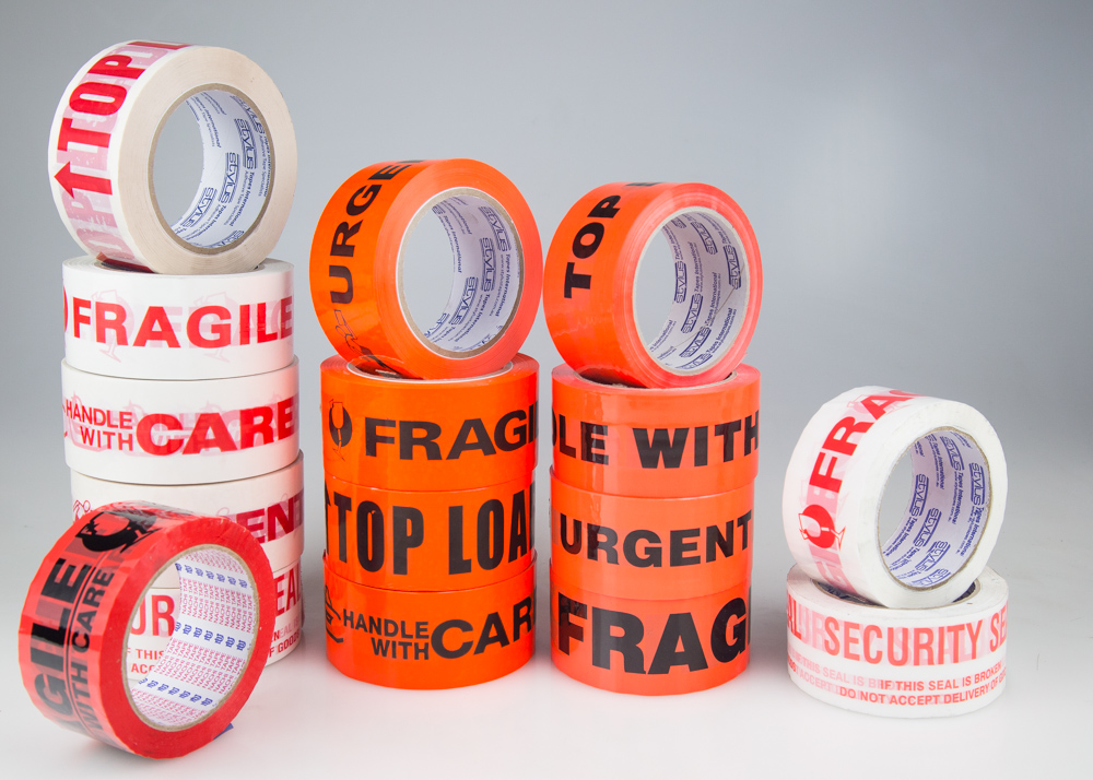 Standard Message Printed Tape
